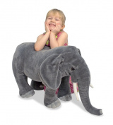 Melissa & Doug Melissa & Doug Elephant Plush