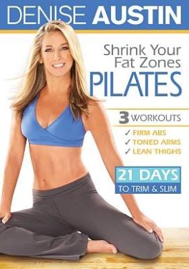 Denise Austin: Shrink Your Fat Zones - Pilates