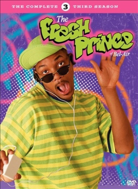 The Fresh Prince of Bel Air - The Complete Third Season