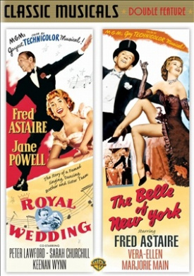 Royal Wedding/The Belle of New York