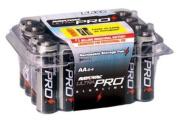 Rayovac ALAA-24 Industrial PLUS Alkaline Batteries- AA- 24/Pack