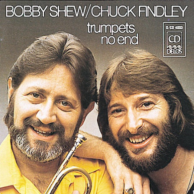SHEW/FINDLEY - TRUMPETS NO END