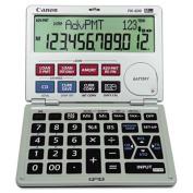 FN600 Interactive Financial Calculator, 12-Digit LCD