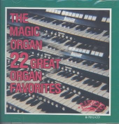 The 22 Great Organ Favorites
