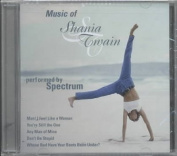 The Music of Shania Twain