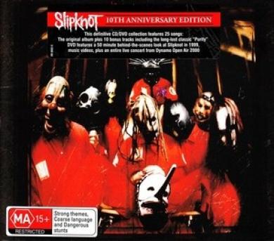 Slipknot: Ten Year Anniversary - 1999-2009 (CD/DVD)