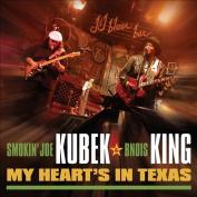 Smokin' Joe Kubek & Bnois King - My Heart's in Texas [Region 1]