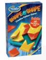 Shape By Shape Creative Pattern Puzzle