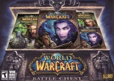 World of Warcraft Battle Chest (Orginal+Add On)