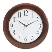 Howard Miller Corporate Wall Clock, 32cm , Cherry