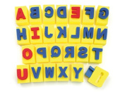 Sponge Letters, Integrated Handle, A-Z Capital Letters