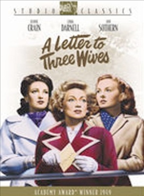 A Letter to Three Wives [Region 1]