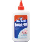 Glue-All White Glue, Repositionable, 7.625 oz