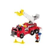 Fisher Price Michael and His Rescue Rig