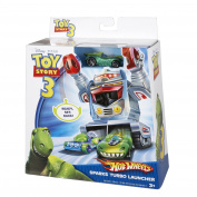 Hot Wheels Toy Story 3 Sparks Turbo Launcher
