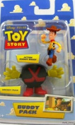 Toy Story Action Sheriff Woody & Hockey Puck Buddy Pack