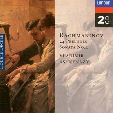 Rachmaninov: 24 Preludes; Piano Sonata No. 2 [2 CDs]