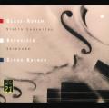 Glass: Violin Concerto / Rorem