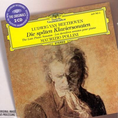 Beethoven: The Late Piano Sonatas [2 CDs]