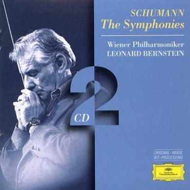 Schumann: The Symphonies [2 CDs]