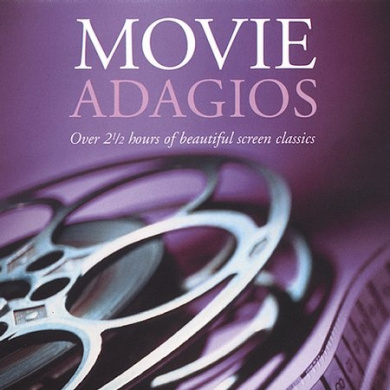Movie Adagios [2 CDs]