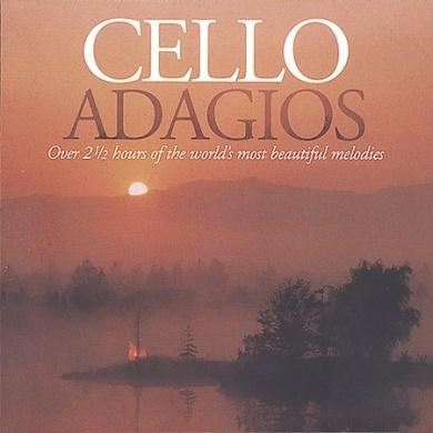 Cello Adagios [2 CDs]