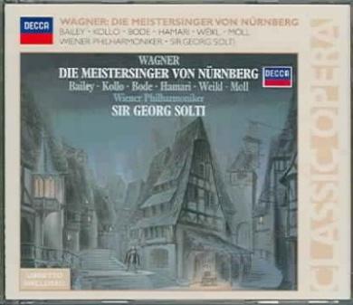 Wagner: Die Meistersinger von Nrnberg [1975-76 Recording]