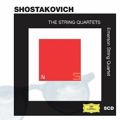 Shostakovich: The String Quartets [5 CDs]