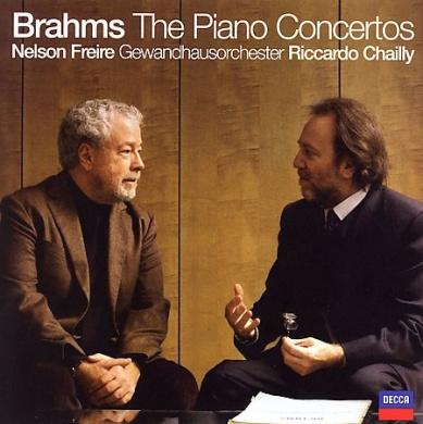 Brahms: The Piano Concertos [2 CDs]