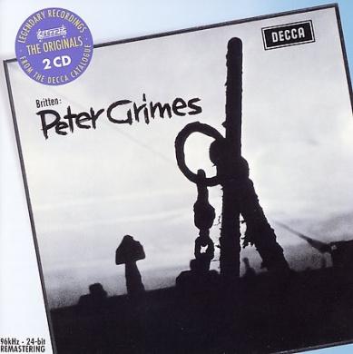 Britten: Peter Grimes [2 CDs]