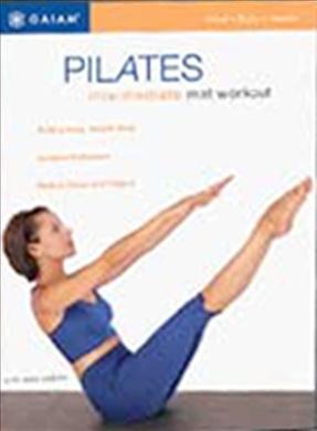 Pilates Intermediate Mat Workout [Region 1]