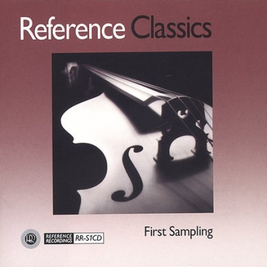Reference Classics First Sampling