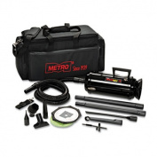Metro Vac 1 Speed Toner Vacuum/Blower, Includes Storage Case and Dust Off Tools