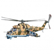 Revell 1:48 Scale MIL-24 Hind Helicopter Model Kit
