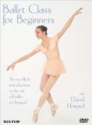 Ballet Class for Beginners [Region 1]