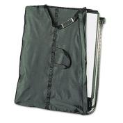 Presentation Easel Carrying Case, Ballistic Nylon, 32 x 42, Black