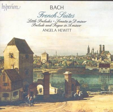 Bach: French Suites; Little Preludes