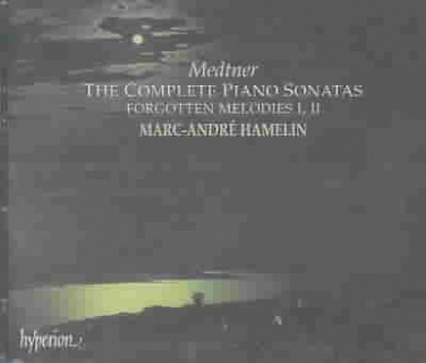 Medtner: The Complete Piano Sonatas