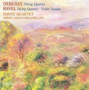 Debussy: String Quartet; Ravel