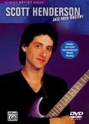 Alfred 00-27516 Scott Henderson- Jazz Rock Mastery - Music Book [Region 2]