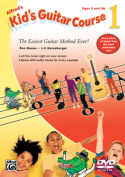 Alfred 00-30608 Kid s Guitar Course 1 - Music Book [Region 2]