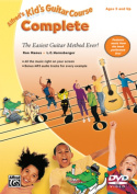 Alfred 00-32141 Kid s Guitar Course Complete - Music Book [Region 2]