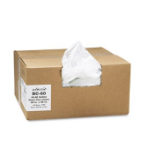 Classic Clear BC-60 Linear Low-Density Can Liner- 55-60 gal- .8 mil- 38 x 58- Clear- 100/Carton