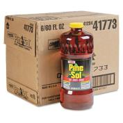 Multi-Surface Cleaner, Pine, 60oz Bottles, 6 Bottles/Carton