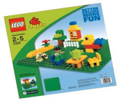 LEGO - Duplo 2304 Large Green Building Plate