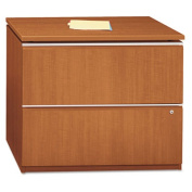 Milano2 Collection Two-Drawer Lateral File, Harvest Cherry