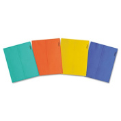 Brite Wallet, 9 1/2 x 11 7/8, Two Inch Expansion, Assorted