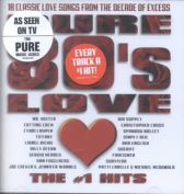 Pure 80's Love: The #1 Hits
