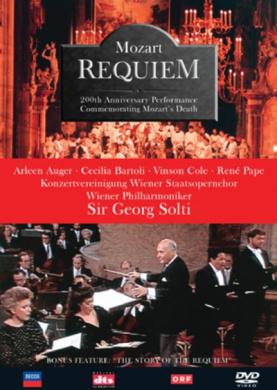 Mozart: Requiem - Wiener Philharmoniker (Solti)