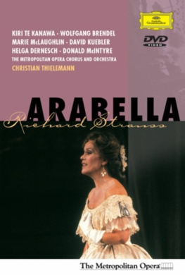 Arabella: The Metropolitan Opera (Thielmann)